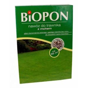 Biopon nawóz do trawnika z mchem 1kg