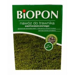 Biopon nawóz do trawnika zachwaszczonego 1kg