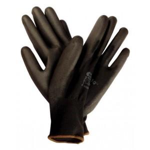 Rękawice Buck czarne