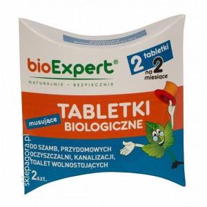Bio Expert tabletki biologiczne 2 szt.