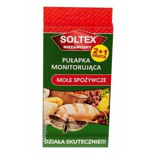 Pułapka monitorująca mole spożywcze 2+1 Soltex