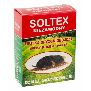 Soltex Niezawodny pasta na gryzonie