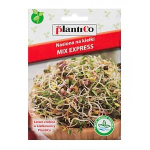 Nasiona na kiełki Mix Express 30g