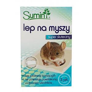 Lep na myszy 3 szt. Sumin