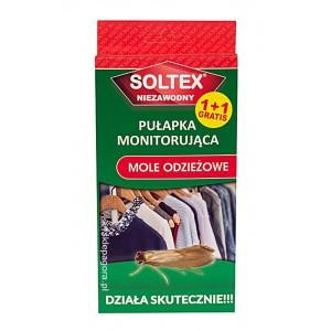 Soltex Pułapka na mole odzieżowe 1+1