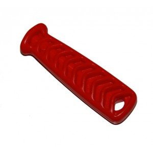 Uchwyt pilnika czerwony