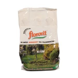 Florovit jesienny do trawników 1kg