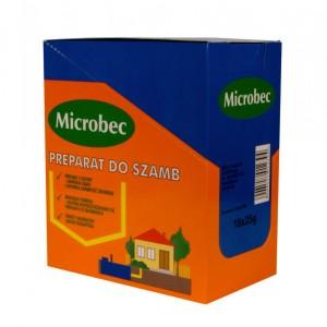 Microbec 18x25g